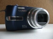 Panasonic LUMIX DMC-TZ3 7.2MP Digital Camera - Blue
