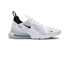 Nike Air Max 270 RunningSneakers Shoes White AH8050-100 Sz5-13 Limited