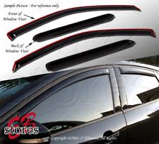 Vent Shade Window Visors Chevy Chevrolet HHR 06 07 08 09 10 11 LS LT1 1LT 4pcs