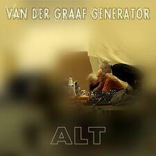 ALT by Van Der Graaf Generator( 180g Vinyl  LP) , 2012 Cherry Red
