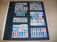 GG Generalgouvernement postfrische Sammlung komplett **
