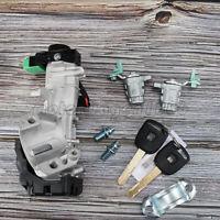 For Honda CRV 2002-06 Ignition Switch Cylinder Door Lock w/ Keys Complete set
