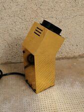 lampe design 60/70 projecteur moderniste lita ? lamp brass projector ill