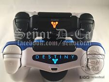 Destiny Game Ps4 Playstation Dualshock Lightbar Decal Light Bar SET Ps4 Logo
