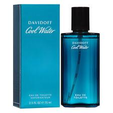 COOL WATER MEN by DAVIDOFF - Colonia / Perfume 75 mL - Hombre / Man / Uomo - de