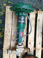 FISHER TYPE EZ 1 INCH CLASS 250 667 ACTUATED VALVE