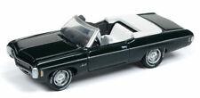 1969 Chevrolet Impala Cabrio - Green *RR* Johnny Lightning Anniversary 1:64