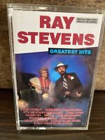 Ray Stevens Greatest Hits - MCA Records – MCAC-5918 - 1987 - Cassette