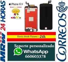 "PANTALLA COMPLETA T�CTIL LCD PARA IPHONE 6S 4,7"" NEGRO NEGRA RETINA"