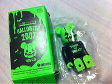"Medicom Bearbrick 2007 ""Halloween"" 100% Be@rbrick"