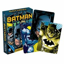 NIP Playing Cards * Batman * DC Comics Animated Cartoon Superhero Joker Sealed