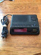 Gran Prix D603 Clock Radio Dual Alarm