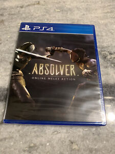 NEW Absolver (Sony PlayStation 4) PS4 New sealed Special Reserve Games