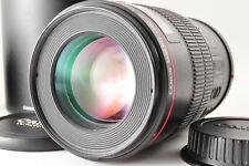 [Mint] Canon EF 100mm f/2.8L MACRO IS USM AF Lens w/Hood