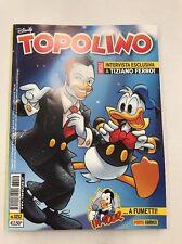 Disney TOPOLINO nr. 3212 TIZIANO FERRO