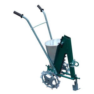 Manual Mechanical Seeder For Bulb Garlic - Onion Tulip Oak 1 hectares/day