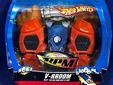 Hot Wheels V-RROOM Sound Effect Gloves Bike Scooter Bicycle  SLIP ON & REV UP