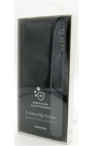 Samsung S-View Flip Cover Case for the Samsung Galaxy S21 Ultra 5G Black New