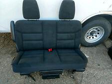 2011 - 2019  Dodge Grand Caravan   Second Row Bench black cloth