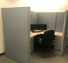Office Cubicles With Workstation In Great Condition Used
