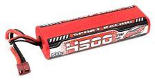 Team Corally  Sport Racing 50C LiPo - 4500mAh - 7.4V - Round 2S Stick - T-Plug