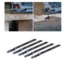 5 Pcs Jig Saw Blades Wood Metal Fast Cutting Reciprocating Saw Blade T144d