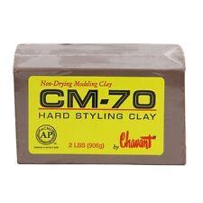 Chavant CM-70 Industrial Hard Styling Clay (1/4 case) 10lbs