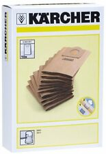 KÄRCHER 10 original Filtertüten für K 2001 , K 3011  NEU OVP 6.904-051.0