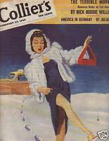 1946 Colliers February 23-Cancer;Our Lawyers in Germany