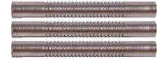 3 DART-BARRELS, 80% Tungsten, 16g (800803)