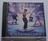 VENGABOYS - THE PLATINUM ALBUM CD  Shalala Lala