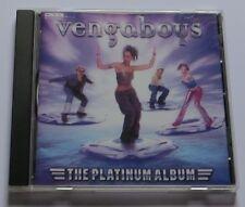 VENGABOYS - PLATINUM Album CD Kiss (When The Sun Don`t Shine)