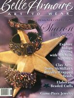 stampington BELLE ARMOIRE jewelry, Nov/Dec 2005 96 pages! somerset studio indigo
