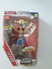 WWE 123 Kid Elite figure