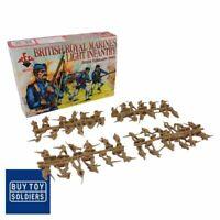 British Royal Marine Light Infantry 1900 - Boxer Rebellion - Red Box Miniatures