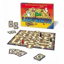 Ravensburger 2007 Labyrinth Moving Maze Board Game Family Fun VGC