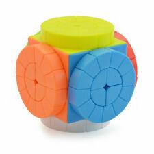 Time Machine Magic Cube Stickerless Speed Cube Puzzle Twist Toys
