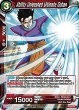 1 Ability Unleashed Ultimate Gohan (Non-Foil Version) NM Dragon Ball Super