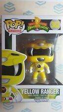 Power Rangers POP! Vinyl figurine Yellow Ranger 9 cm