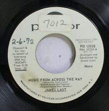 Pop Promo 45 James Last - Music From Across The Way / Music From Across The Way