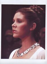Star Wars Princess Leia (Carrie Fisher) 8x10 Inch Photo
