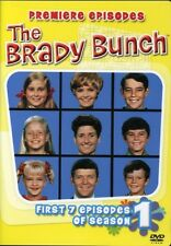 The Brady Bunch - The Brady Bunch: The First Season, Disc 1 [New DVD] Full Frame