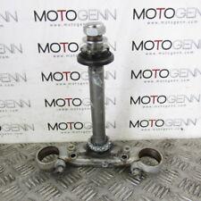 Honda CB 900 Hornet 07 OEM lower triple tree clamp yoke with nuts