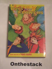 MANGA:     Boys over Flowers Vol. 6 by Yoko Kamio (2004, Paperback)