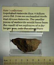 """Natural TECTITA Negro Suave 8mm ronda granos 15/"""" Strand meteorito de vidrio 49"""