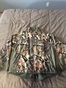 Scent Lok Full Season Camouflage Jacket Men's XXL