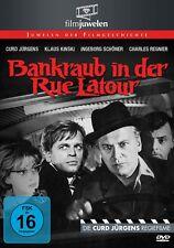 Bankraub in der Rue Latour (1961) - Curd Jürgens, Klaus Kinski - Filmjuwelen DVD