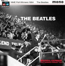 """The Beatles: NME Poll Winners Concert 1964 EP Red Coloured Vinyl 7"""" (PRE-ORDER)"""