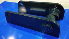 Manitou Telescopic Brackets (Pair) Heavy Duty 20mm weld on loader JSA