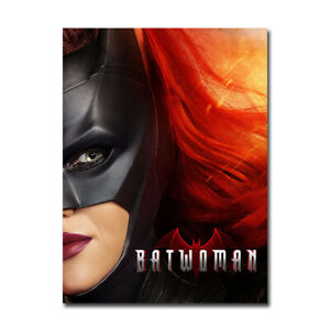 Batwoman Poster TV Series HD Art Print Home Bedroom Wall Decoration Picture